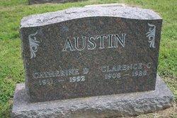 Clarence C Austin