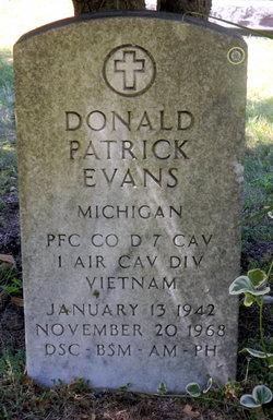 Donald Patrick Evans