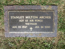 Stanley Milton Stan Archer