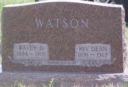 Wavey <i>Carpenter</i> Watson