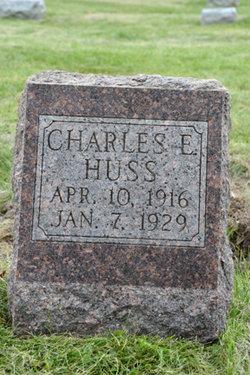 Charles E Huss
