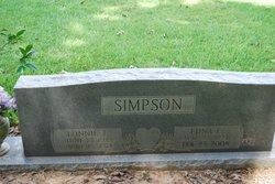 Edna Earl <i>Kirkland</i> Simpson