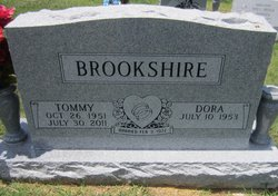 Tommy Lee Brookshire