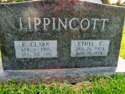 Ephraim Clark Lippincott