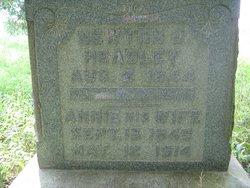 Newton J. Headley