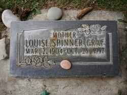 Louise <i>Spinner</i> Graf