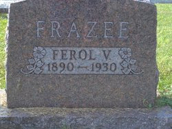 Ferol Vida <i>Davis</i> Frazee