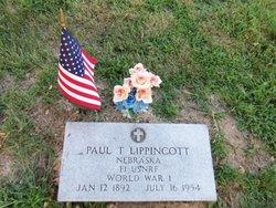 Paul T Lippincott
