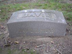 David DeForest Hicks