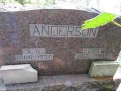 A R Anderson