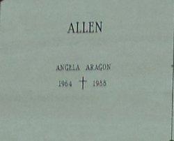 Angela <i>Aragon</i> Allen