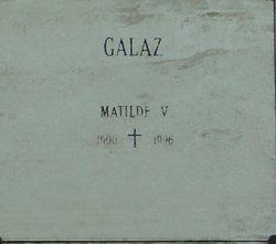 Matilde V <i>Valdez</i> Galaz