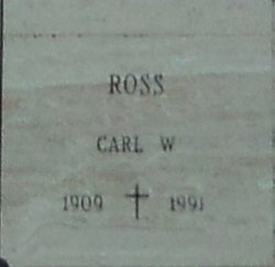 Carl W Ross