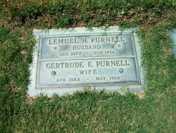 Lemuel H Purnell