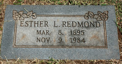 Esther L. Redmond