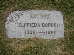 Elfrieda Margaret <i>Kramer</i> Borrelli
