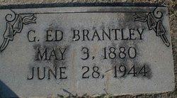George Eddie Ed Brantley
