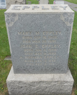 Harry Norman Norman Eppley
