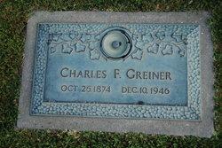 Charles Forrester Greiner