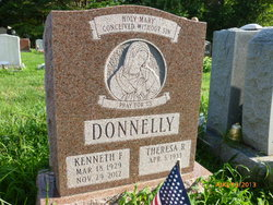 Kenneth Francis Ken Donnelly