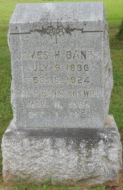 Ray P <i>Parker</i> Banks