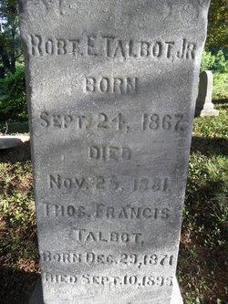 Robert E Talbot, Jr