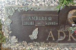 Ambers O Adkins