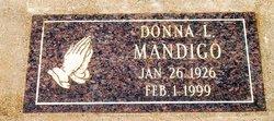 Donna Lou <i>Dock</i> Mandigo