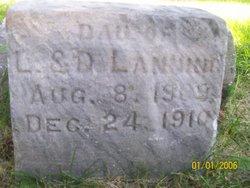 Pauline Dorothy Lanning
