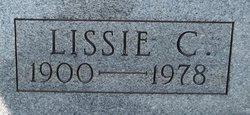 Lissie C. <i>Bennett</i> Forester