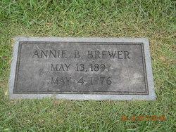 Annie Bell <i>Chaffin</i> Brewer