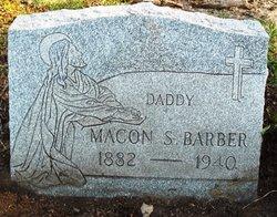 Macon Sanford Barber