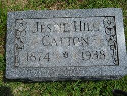 Jessie Norene <i>Huber</i> Hill Catton