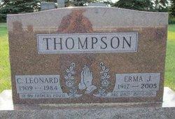Erma Josephine <i>Marek</i> Thompson