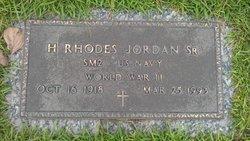 Hilliard Rhodes Jordan, Sr