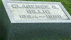Clarence C. Billig