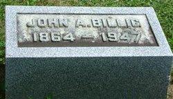John Aneas Billig