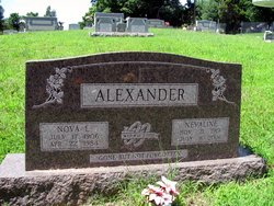 Nevaline Alexander