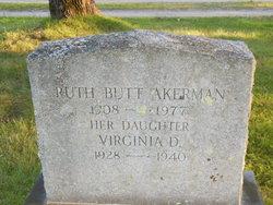 Virginia D. Akerman