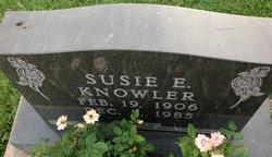 Susan Ellen Susie <i>Leathers</i> Knowler