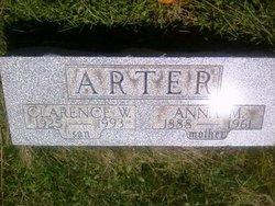 Anna M Arter
