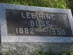 Lee Ring Buss