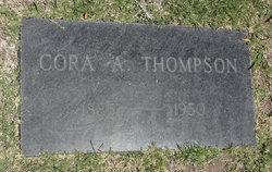 Cora A Thompson