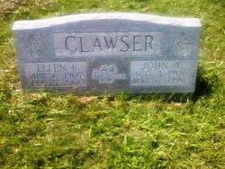 Ellen I Clawser