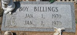 Boy Billings