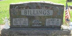 Gladys B Billings