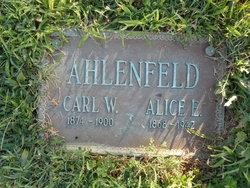Alice E. Ahlenfeld