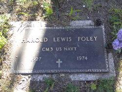 Harold Lewis Foley