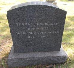Caroline A <i>Shirk</i> Cunningham