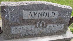 Howard James Arnold